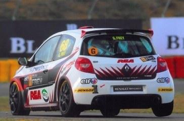 Clio Cup Nogaro 2013, 01